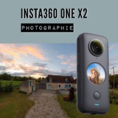 Insta360 ONE X2 – Photography