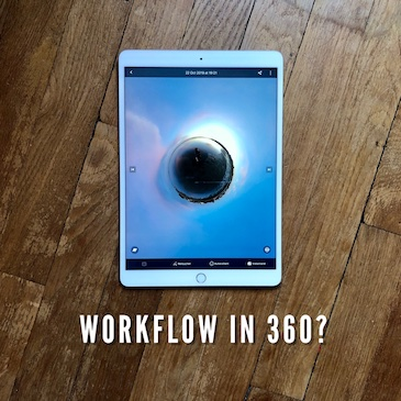 Workflow in 360