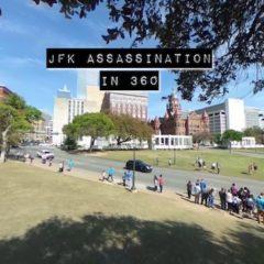 JFK assassination in 360